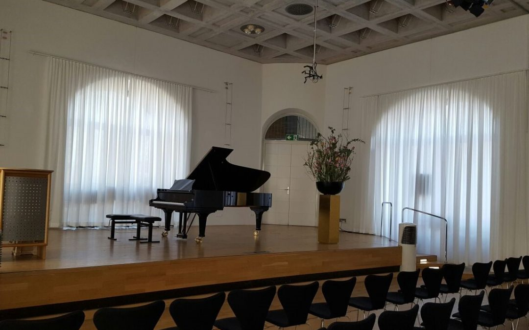 Dr. Hermann Büttner piano contest 2019 – Trio with piano